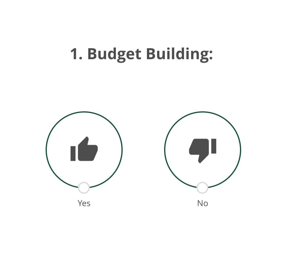 The Budgetnista Logo - Budgeting Quiz